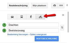 Google Maps: Fietsroutes nu ook beschikbaar in Nederland en België!