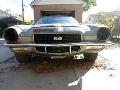 1968 Camaro Project For Sale Camaro For Sale Repairable Project Car Camaros For Sale 67