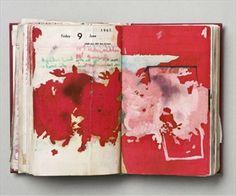 Dieter Roth - Diaries
