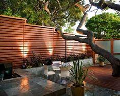 Elegant Front Yard Deck Design Ideas