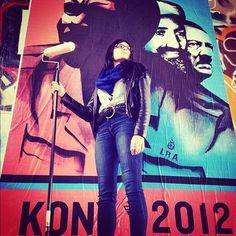 Kony 2012 - Friday, April 20th 7pm