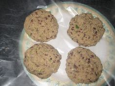Candida diet friendly veggie burgers - if you can eat beans.