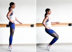 Tone Up Tuesday: Parallel Thigh