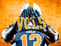 Tennessee Volunteers Football   Tennessee shows off a new uniform they will wear this season. (Adidas)