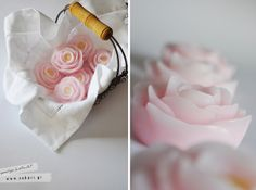 Rose soap favors. Σαπουνάκια τριαντάφυλλα. Soap Favors, Favours, Rose Soap, Icing, Gifts, Presents, Favors, Gift