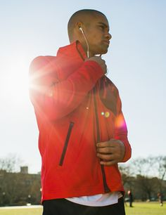 Under Armor has the perfect jackets for your workout.