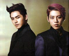 [MAG/SCAN] Infinite H - Star1 Magazine February 2013, Hoya & Dongwoo