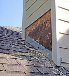 What Does A Ridge Vent On A Roof Look Like Hidden