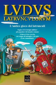 Ludus Latrunculorum - Gioco di strategia dell'antica Roma