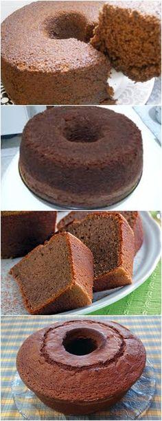 QUANDO DER AQUELA VONTADE DE COMER UM BOLO SIMPLES DE CHOCOLATE,ESTÁ OLHANDO A RECEITA CERTA!! VEJA AQUI>>>Bata bem todos os ingredientes da massa (menos o fermento) no liquidificador, aproximadamente 2 a 3 minutos Acrescente o fermento e bata por mais uns 15 segundos #receita#bolo#torta#doce#sobremesa#aniversario#pudim#mousse#pave#Cheesecake#chocolate#confeitaria