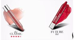 The Classic: Clinique Chubby Stick Moisturizing Lip Color Balm  The Future Hit: Clinique Chubby Stick Intense Moisturizing Lip Colour Balm for bolder color + intense hydration. #Sephora #lip