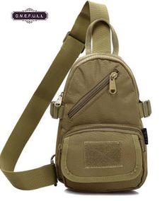 Camping & Hiking Climbing Bags Cqc Tactical Cross Body Backpack Outdoor Military Army Chest Pack Messenger Shoulder Bag Hunting Camping Hiking Climbing Bags