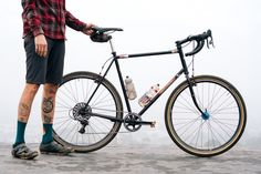 Nicholas' Bruce Gordon Rock 'n' Roll Road Photos by Kyle Kelley, words by John Watson Bruce Gordon has been making off-road, drop bar bikes for a long time. Back when he started, there weren't many op...