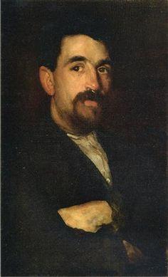 The Master Smith of Lyme Regis - James McNeill Whistler ~Via Mariette Swanepoel