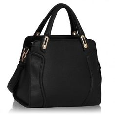 Geanta Jessie All Black, Totes, Elegant, Bags, Fashion, Classy, Handbags, Moda, Fashion Styles