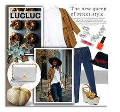 """""""Queen of Street Style..Lucluc"""" by melissa-de-souza ❤ liked on Polyvore featuring Alexander Wang, Melissa, Steve Madden, Judith Jack, Miss Selfridge, Creative, Eugenia Kim, Tory Burch and lucluc"""