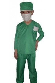 Doktor Kostümü