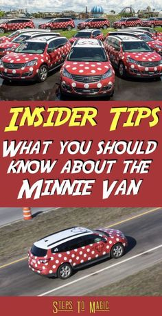 """At the 2017 D23 Expo, guests were treated to an announcement that Cast Members had been working on for months in secret, the Minnie Van Service. Let's look at what you should know about this new offering at Walt Disney World It's a point-to-point transportation service in which guests arrange their own private """"Minnie Van"""" …"""