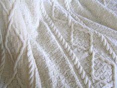 Ravelry: Aran Afghan pattern by Patons