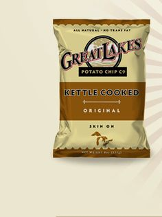 Great Lakes Potato Chip Co.--addicted