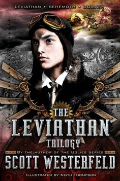 Prince Aleksander, would-be heir to the Austro-Hungarian throne, is on the run. His own people have turned on him. His title is worthless. All he has is a battletorn war machine and a loyal crew of men. Deryn Sharp is a commoner, disguised as a boy in the British Air Service. She's a brilliant airman. But her secret is in constant danger of being discovered. With World War I brewing, Alek and Deryn's paths cross in the most unexpected way.