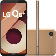 "Smartphone LG Q6 Plus Dual Chip Android 7.0 Tela 5.5"" Full Hd Snapdragon MSM8940 64GB 4G Câmera 13MP << R$ 97119 >>"
