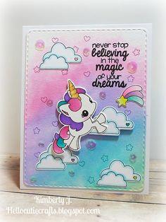 Magical Unicorns - Pink and Main LLC