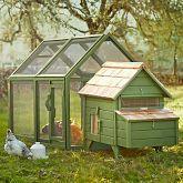 A-Frame Chicken Coop | Williams-Sonoma