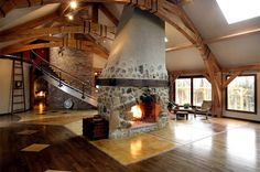 Interior Designer NJ, Designs in NYC Timber Framed Living Room with Fireplace by Interior Design Arts, Interior Design,  Interior Designer,  Art,  Design,  Arts,  Architecture,   Modern,  Contemporary,  Photography,   Lifestyle & Design,  Space Design,   Home Decor,   Decorating,  Kitchen,  Great Room,  Dining Room,  Bathroom,  Bedroom,