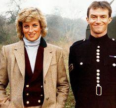 pHOTOS OF THE ISLAND WHERE PRINCESS dIANA IS BURIED | Rare Diana photo c. 1989 | All Things Princess Diana