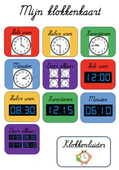 Telling Time, Home Schooling, Scandal Abc, Math Classroom, Kids Education, Activities, Early Education