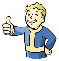[Fallout 4] Vault Boy [Better In 3D] Minecraft Skin