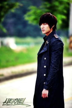 City Hunter.. another example of pop culture ruining my expectations of men