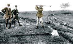 Francis Frith Collection Poster Print Wall Art Print entitled Golf Club, First Tee, Criccieth, Gwynedd, Wales Buy Golf Clubs, Golf Club Fitting, Golf Gadgets, Golf Tips For Beginners, New Golf, Golf Player, The Good Old Days, Vintage Photos, Britain