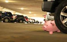 Save your pennies and don't park at Hobby Airport. Park with SuperPark Airport Parking.