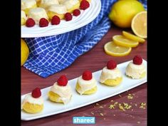 Your Family Will Love These Little Lemon Drop Cakes