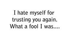 ....u broke me...r u happy now?!