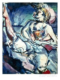 Roualt images | Rouault: Tabarin, 1905 Prints by Georges Rouault at AllPosters.com