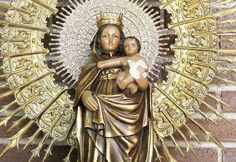 Ogni giorno una lode a Maria - 18 Maggio - Madonna del Pilar