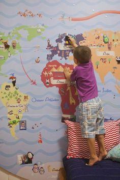 decoracao adesivo quarto crianca