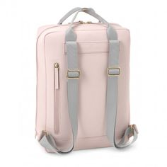 High-quality baby pink backpack with handles Tote Bags, Luggage Bags, Nylons, Cute Backpacks, School Backpacks, Cherry Blossom Outfit, Malm, Kapten & Son, Bag Quotes