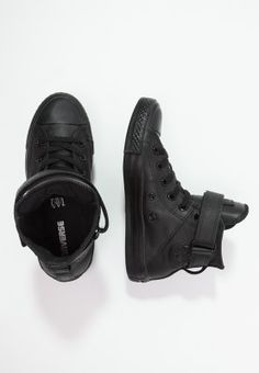 Converse CHUCK TAYLOR ALL STAR BREA - Sneaker high - black - Zalando.de