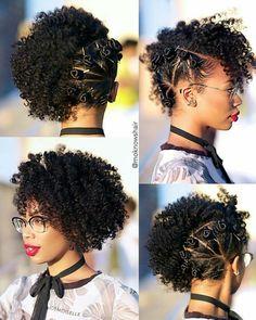 Hair Styles Curly Bantu Knots Ideas For 2019 Pelo Natural, Natural Hair Tips, Natural Hair Styles, Bantu Knot Hairstyles, Great Hairstyles, Layered Hairstyles, Hairstyles Haircuts, Pelo Afro, Hair Knot