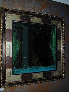 Custom Frame Aquariums ~ Montreal Aquariums