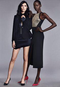 Dion Lee Bias Fold Blouse | Shop IntermixOnline.com