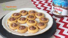 RAMAZANA ÖZEL Nutella'lı Bülbül Yuvası Tarifi Lezzetine bayılacaksınız