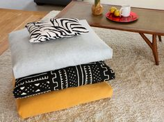 How To Make Floor Cushions