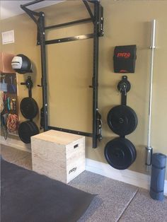 Top garage gym images home gyms gym room at home gym