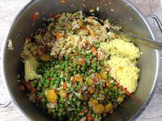 Krůtí maso Grains, Rice, Food, Eten, Seeds, Meals, Korn, Diet
