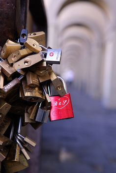 love locks :-)